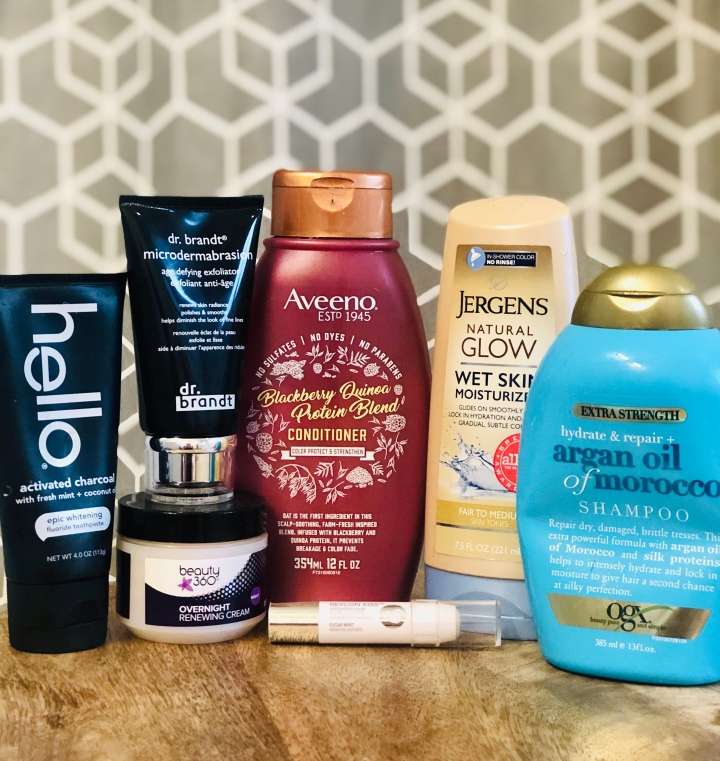 Night-time Routine Faves – June 2019