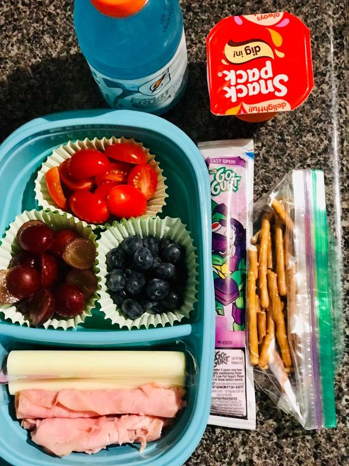 Lunchbox – What to Pack for a Pre-K Student
